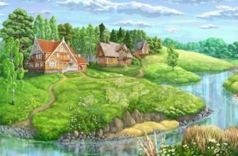 Про экопоселения и родовые поместья